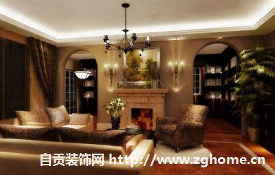 形式各样客厅装修效果