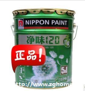 立邦漆净味竹炭120五合一、墙面漆乳胶漆