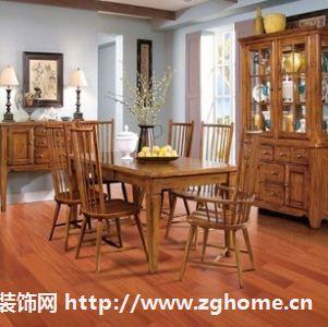 安信地板 铁苏木 平面全实木 纯实木地板 网购专享