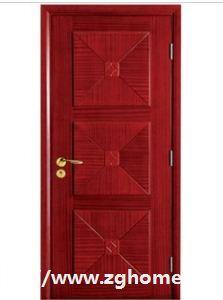 朗诺木门 烤漆门实木复合门卧室门客厅门 现代都市 LN-8023)