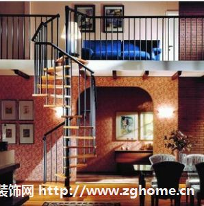 钢木楼梯 实木踏板 扶手 楼梯扶手护栏栏杆 复式楼梯 厂家直销