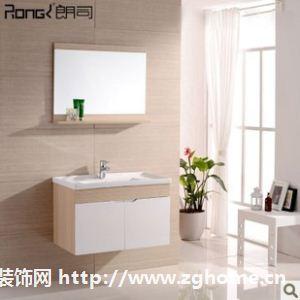 朗司多层实木浴室柜组合 洗手盆洗脸盆组合 WL3031